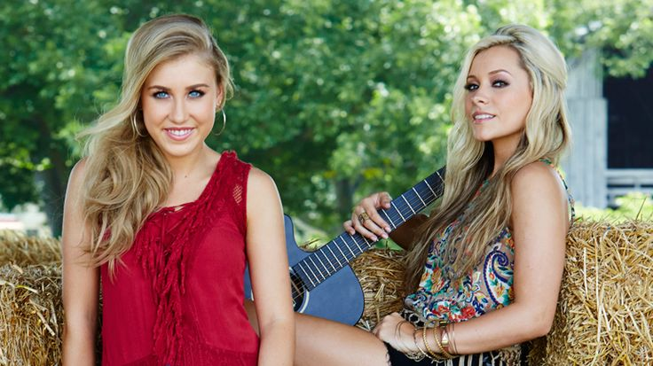 Above: Maddie and Tae are just two of the country women to combat sexism in the music industry. Stock Photo.